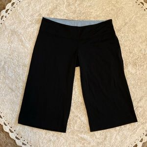 LULULEMON cropped pant